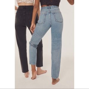 Urban Outfitters BDG Mom Jean Light Wash